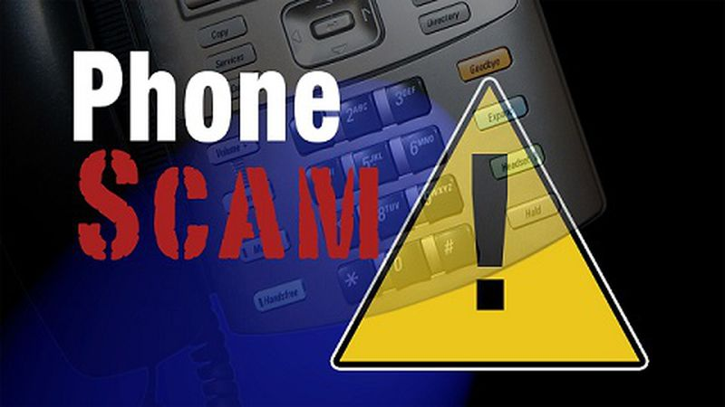 The Chippewa Co. Sheriff's Office says they will never contact residents over the phone for...