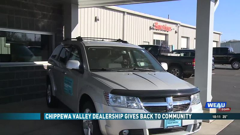 Chippewa Valley Dealership Gives Back to Community (11/28/20)