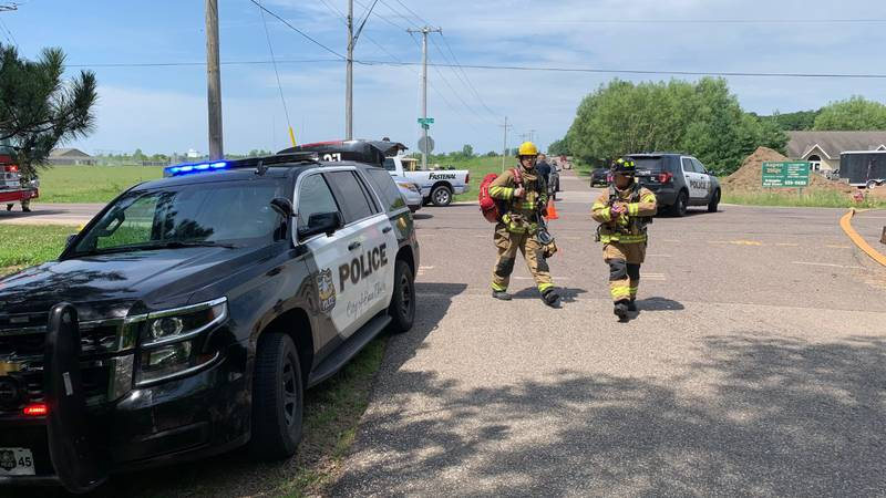 Crews are on scene of an incident on Eau Claire's west side.