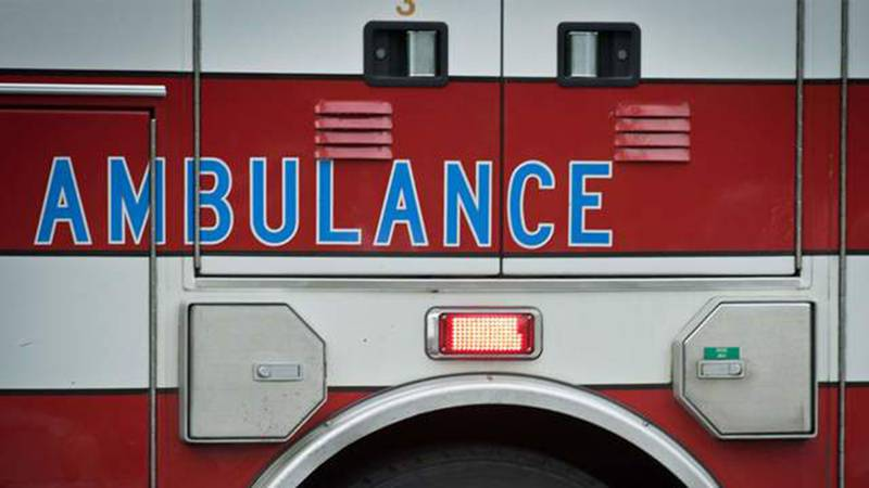 An 85-year-old woman from Chippewa Falls died due to the crash Sunday afternoon.