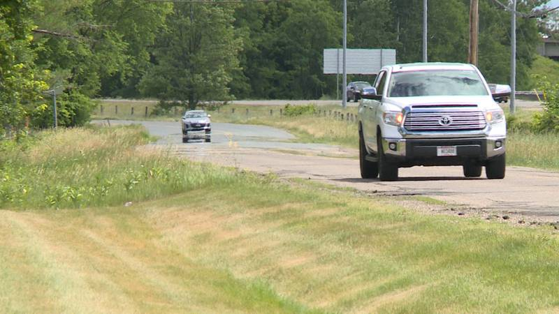 The South Hastings Way Frontage Road may be getting some changes.