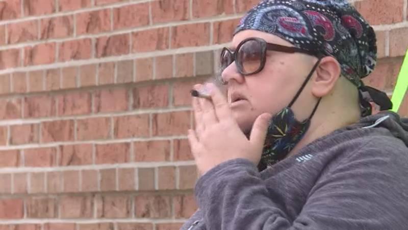 A Madison activist wants full legalization of marijuana in Wisconsin.